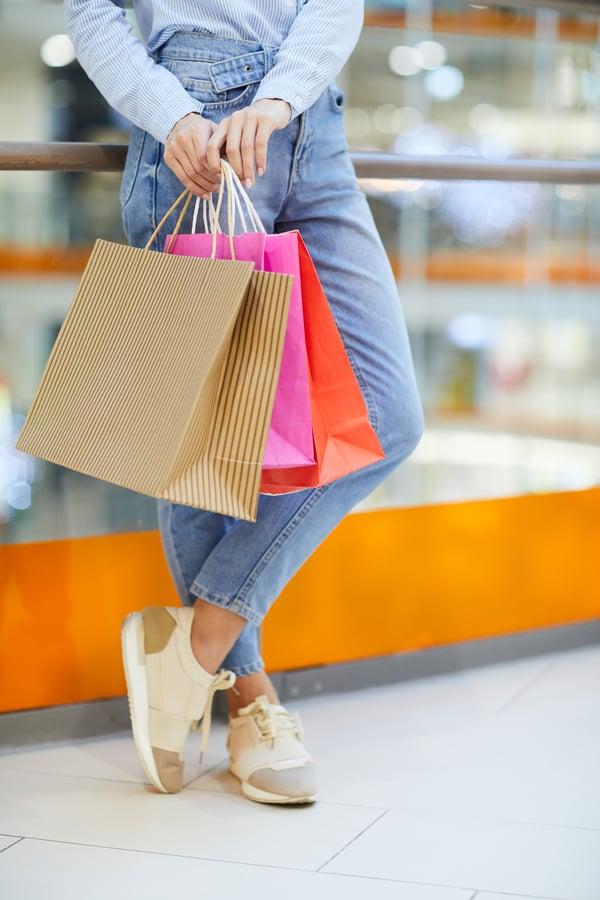 Retail Revolution Chica Bolsas Comprar